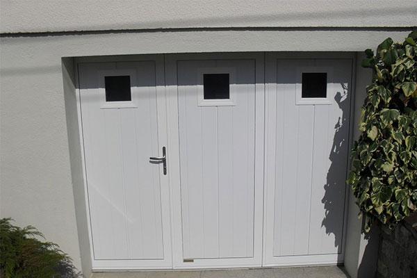 Pose de portes de garage vers margny l s compi gne for Porte de garage oise